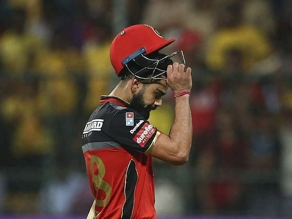 Virat Kohli has not been at his best in the three matches RCB has played in IPL 2020