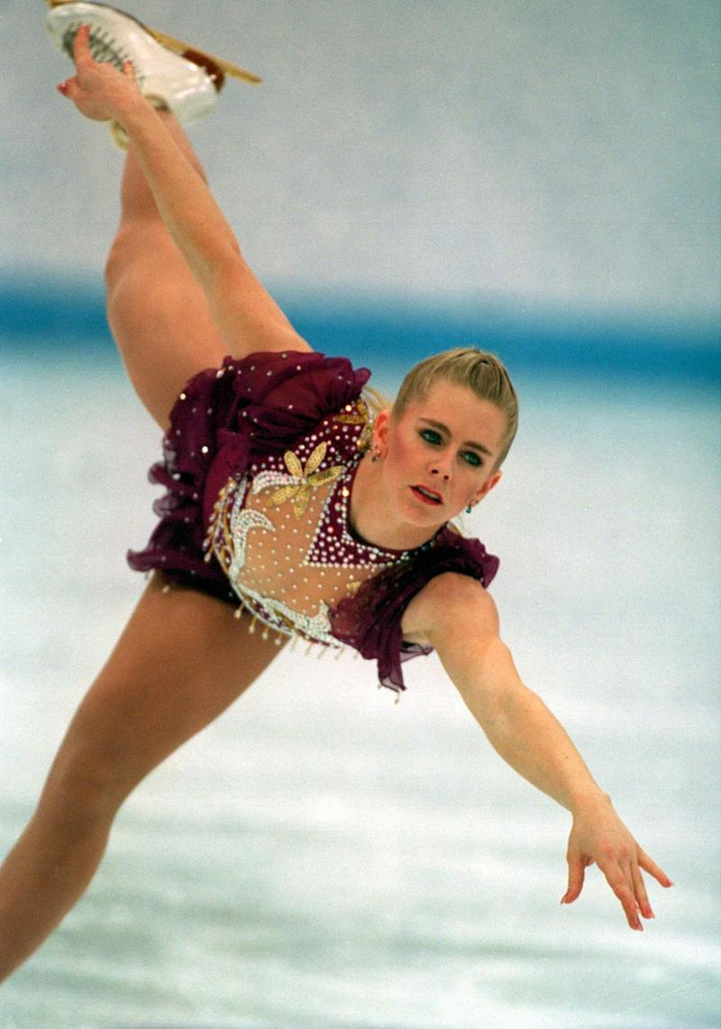 The 27-year-old Australian actress plays Olympic figure skater Tonya Harding in the biopic. Source: Getty