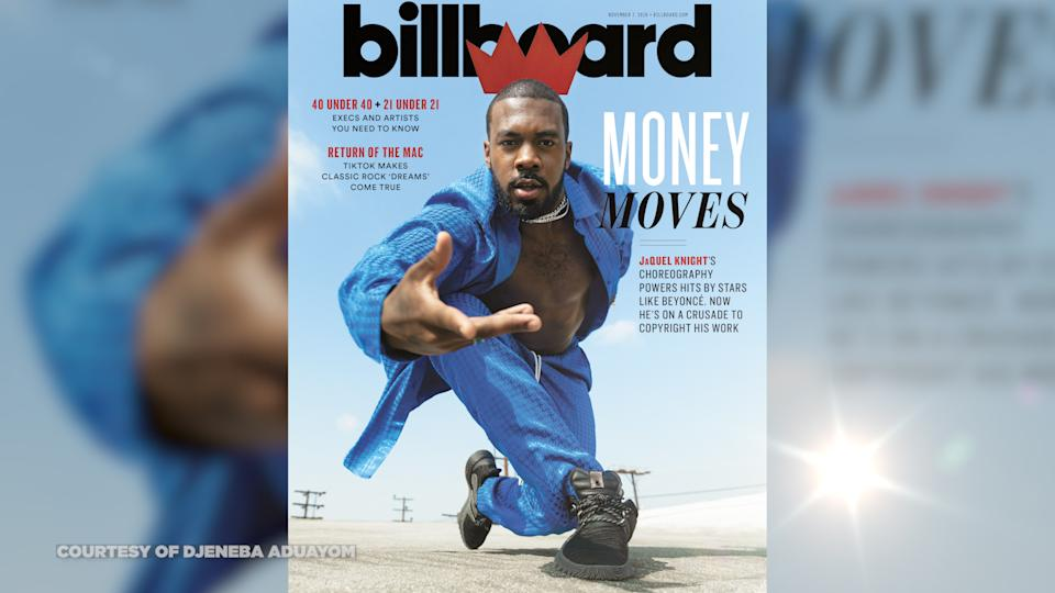 "<p>Choreographers JaQuel Knight and Sean Bankhead discuss working with stars like Beyonce, and the importance of copywriting their moves. </p> <p></p> <p>""Songwriters and publishers and musicians, all of them get pieces of the royalties and the outcomes of their work that they've created. And choreographers have not had that luxury,"" Bankhead said.</p> <p></p> <p></p>"