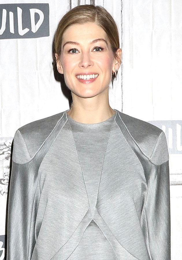 People are loving Rosamund. Photo: Getty