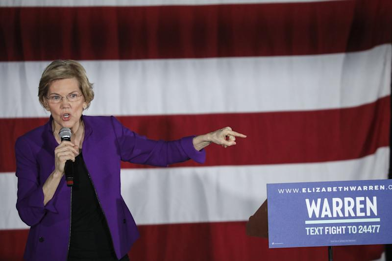 If You Think Elizabeth Warren Is Lying, You've Never Been a Woman in the Workplace