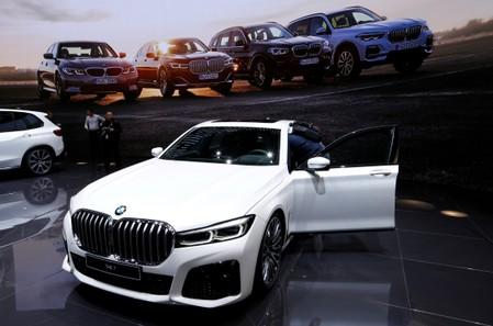 BMW bets on doubling of luxury car sales to boost margins