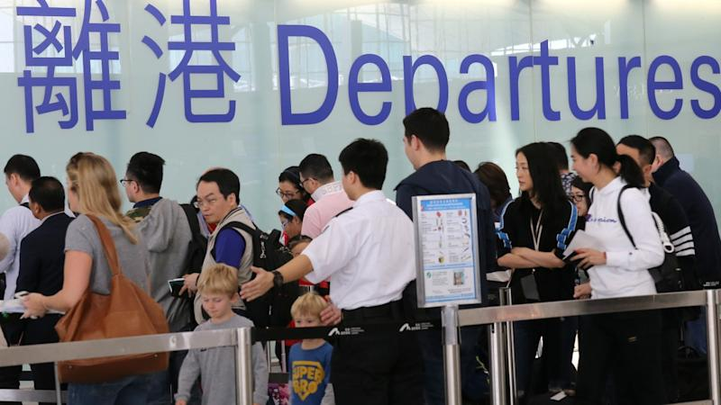Reputation of Hong Kong airport will suffer if bosses appeal court ruling on security rules, says cabin crew union official