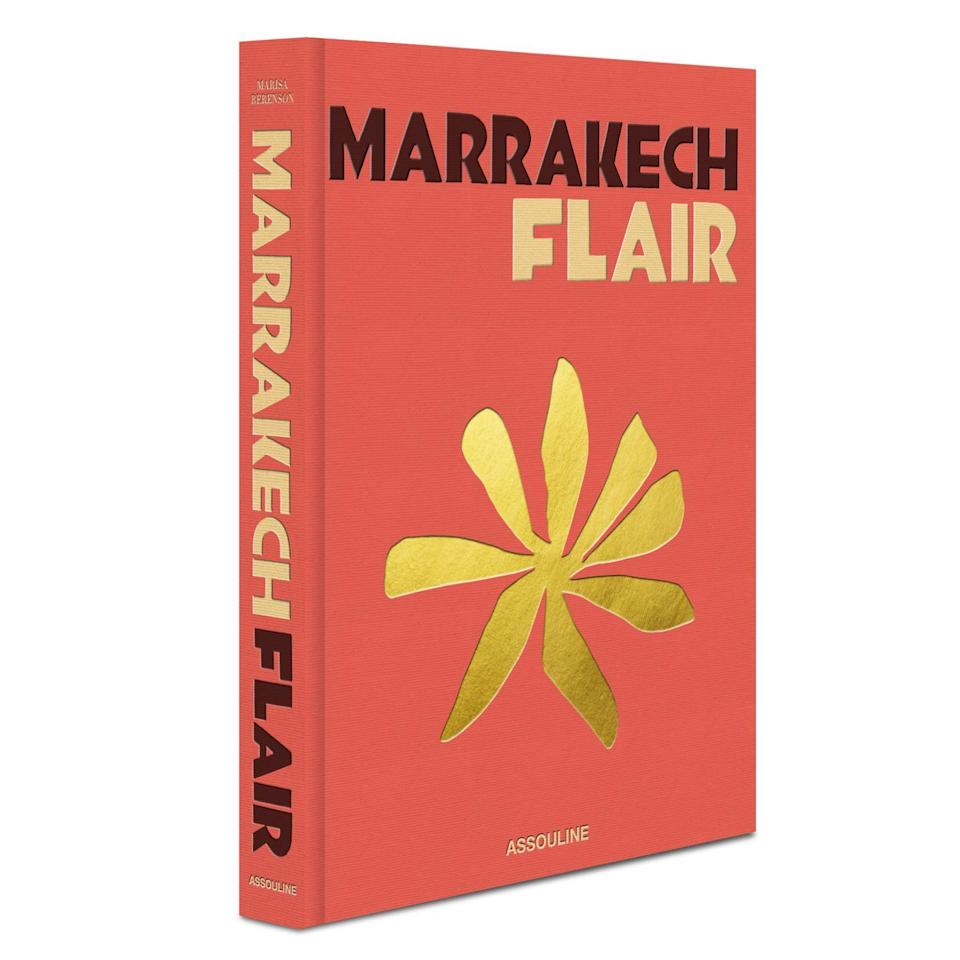 """<p>Inspire his wanderlust with this stunning new addition to the Assouline portfolio, Marrakech Flair. The beautifully presented tome celebrates the rich cultural history of the city, capturing everything from the colourful sandstone architecture of the Ochre City to the bustling Jemaa el-Fnaa square and its famous buzzing markets. A destination that's not too far, yet seems a world away from our own, pore over its incredible photographs for hours with city icons that have inspired the likes of like Yves Saint Laurent, Mick Jagger and Talitha Getty. </p><p>£85, <a href=""""https://eu.assouline.com/products/marrakech-flair"""" rel=""""nofollow noopener"""" target=""""_blank"""" data-ylk=""""slk:Assouline"""" class=""""link rapid-noclick-resp"""">Assouline</a>.</p>"""