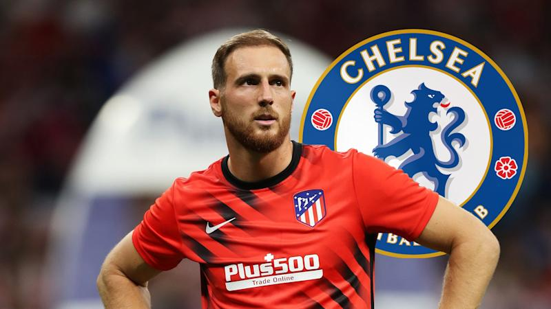 Oblak continues to be linked with Chelsea