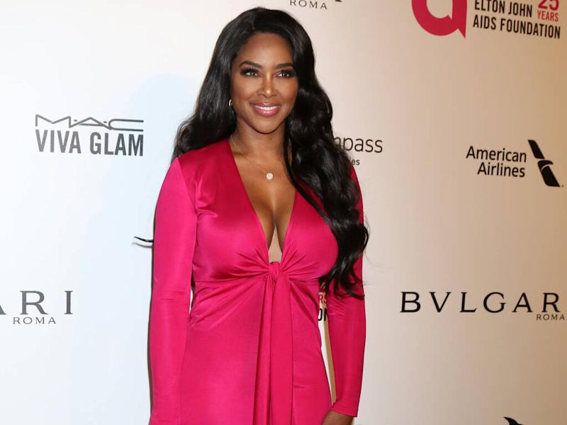 Real Housewives star Kenya Moore splits from husband