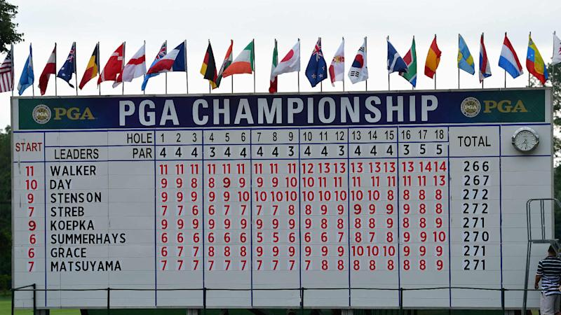 What channel is the PGA Championship on today? TV coverage, live streams for Sunday's Round 4