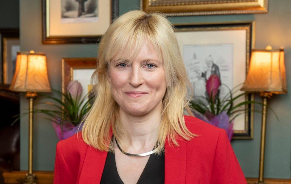 Rosie Duffield says most of her attackers are 'straight white men' - or women who want to be seen as very woke - Geoff Pugh