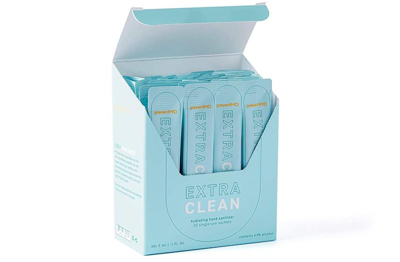 PreventMD Extra Clean Hydrating Gel Hand Sanitizer