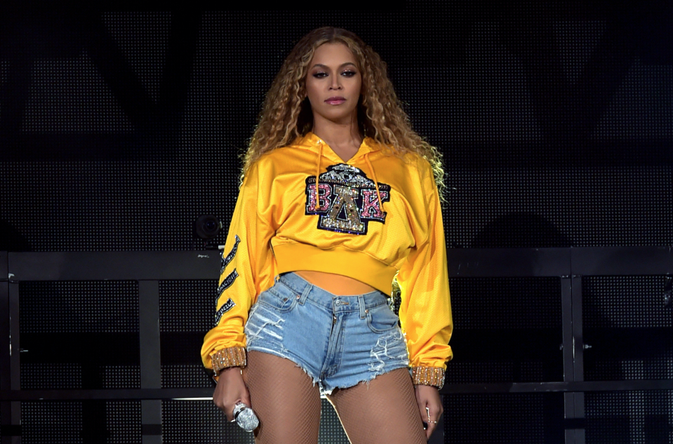 If reports are to be believed, Beyoncé is set to be Vogue US' September cover star. [Photo: Getty]