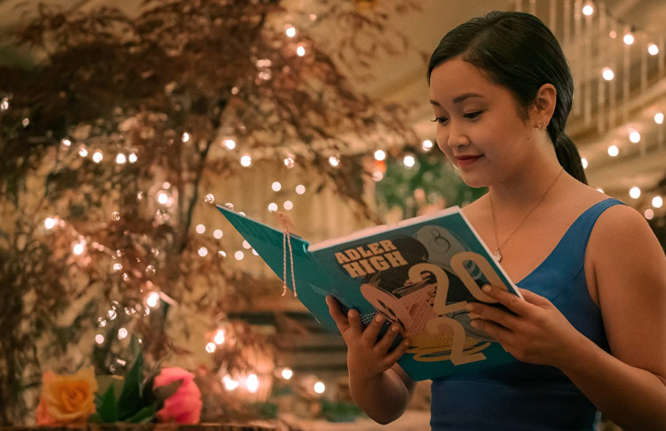 Lana Condor in 'To All the Boys: Always and Forever' (Netflix)