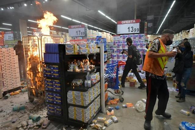 Carrefour Shares Plunge In Brazil After Killing