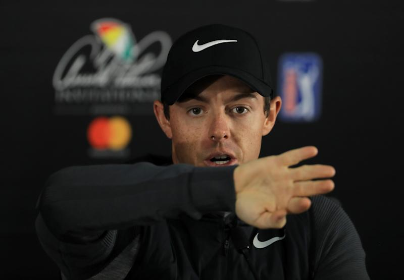 Golf - Muirfield 'obscene' for taking so long to allow women - McIlroy