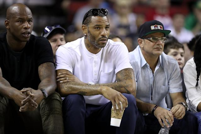 Kenyon Martin will remember this as the moment everything went south. (Photo by Christian Petersen/BIG3/Getty Images)