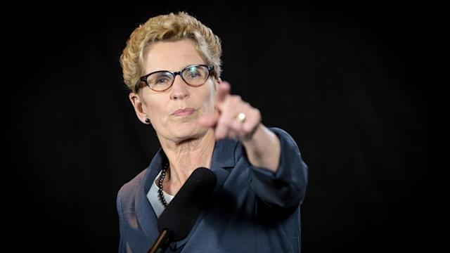 Kathleen Wynne challenges Doug Ford to at least 3 debates before June election
