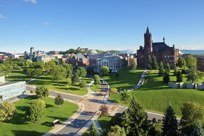 Students Protest a Series of Racist Incidents at Syracuse University. Here's What to Know