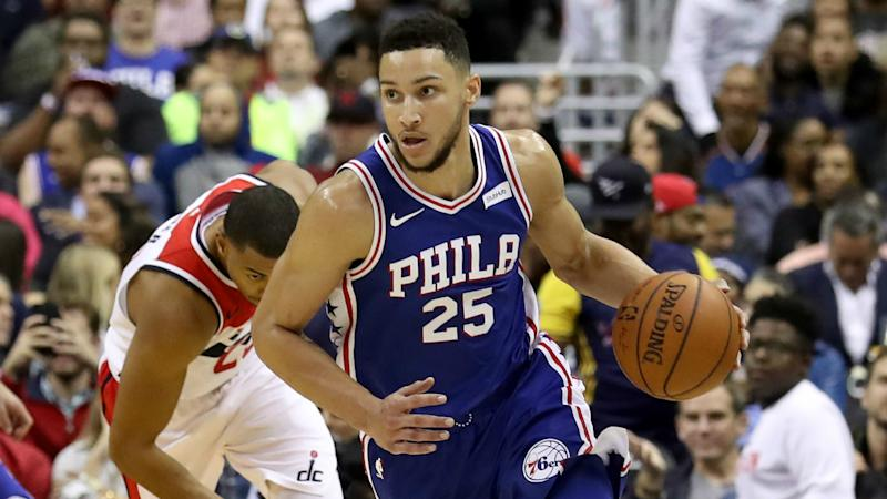 quite nice 5de68 b090b LeBron James knew 76ers rookie Ben Simmons could be better ...