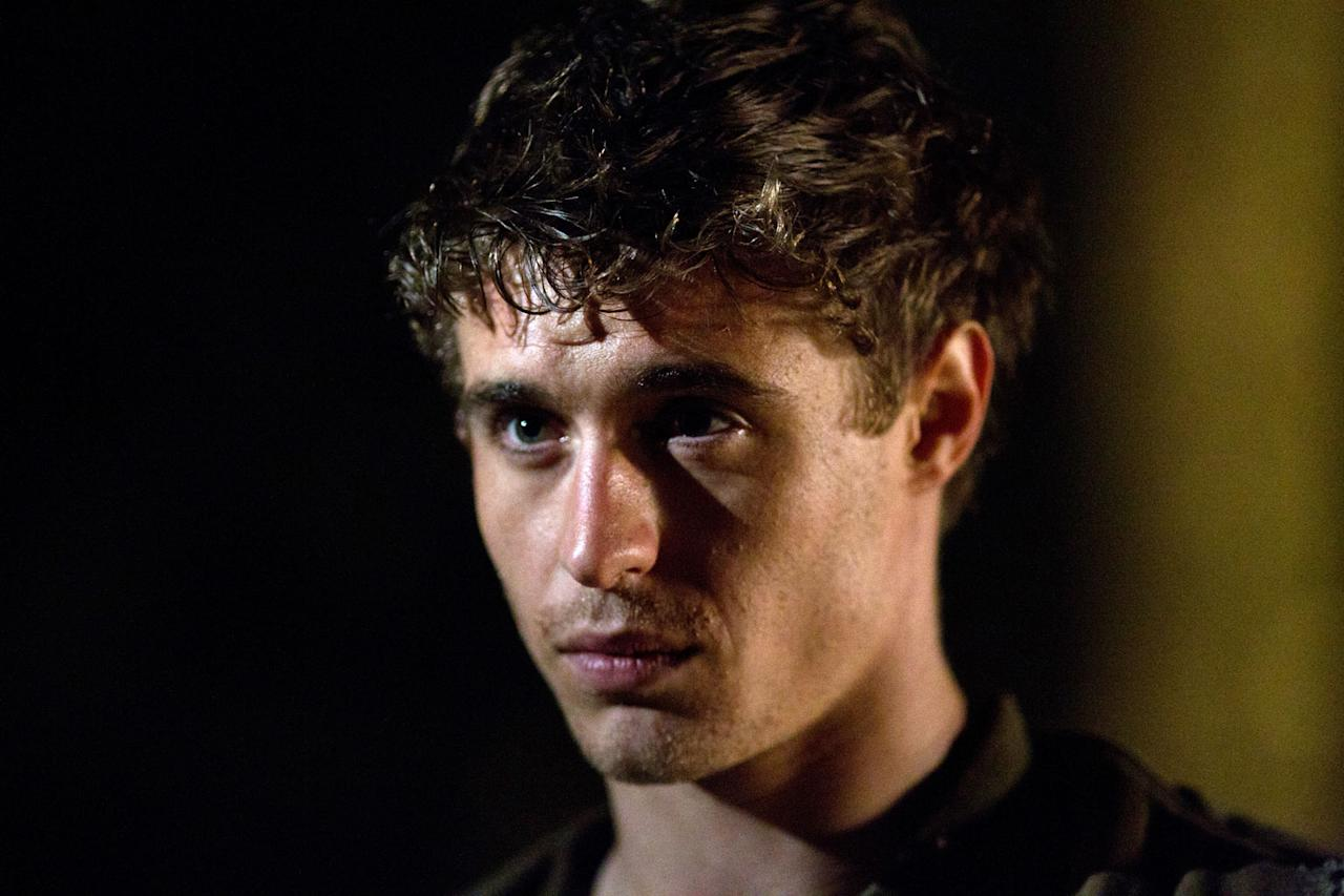 "Max Irons in Open Road Films' ""The Host"" - 2013"
