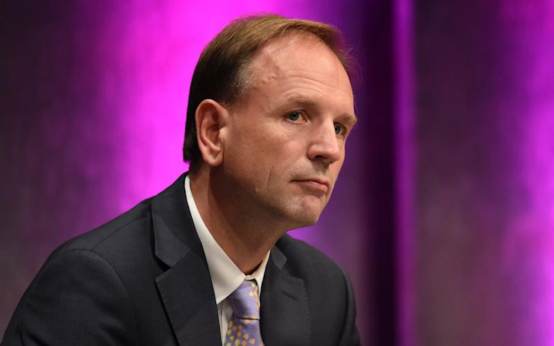 Simon Stevens, chief executive of NHS England - Credit: PA