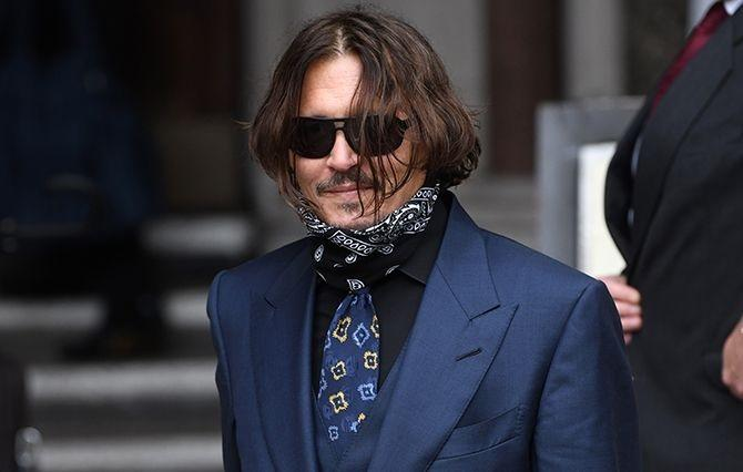 Johnny Depp (PA England; Doug Peters; Gtres)