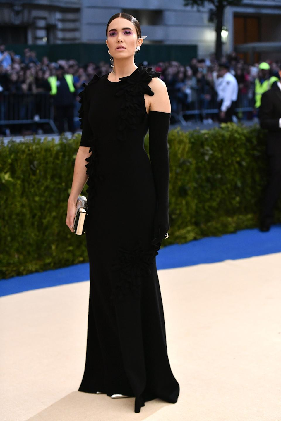 """<h1 class=""""title"""">Mandy Moore in Michael Kors Collection</h1><cite class=""""credit"""">Rob Latour/REX/Shutterstock</cite>"""