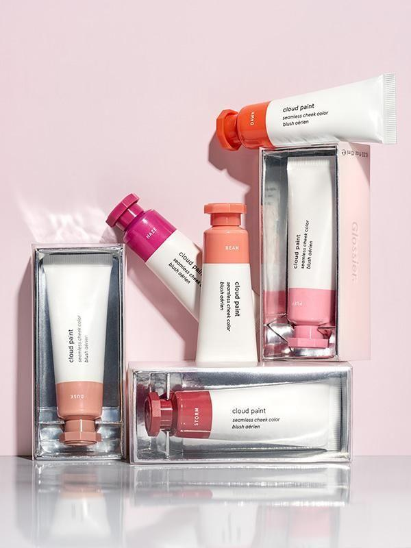 """<p><strong>Glossier</strong></p><p>glossier.com</p><p><strong>$18.00</strong></p><p><a href=""""https://go.redirectingat.com?id=74968X1596630&url=https%3A%2F%2Fwww.glossier.com%2Fproducts%2Fcloud-paint&sref=https%3A%2F%2Fwww.countryliving.com%2Fshopping%2Fgifts%2Fg23480472%2Fteenage-girl-gifts%2F"""" rel=""""nofollow noopener"""" target=""""_blank"""" data-ylk=""""slk:Shop Now"""" class=""""link rapid-noclick-resp"""">Shop Now</a></p><p>Add a tube of """"cloud paint,"""" <em>the </em>new popular liquid blush, to her makeup arsenal.</p>"""