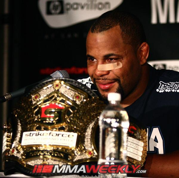Daniel Cormier Gets His Wish and Faces Frank Mir at UFC on Fox 7 in April