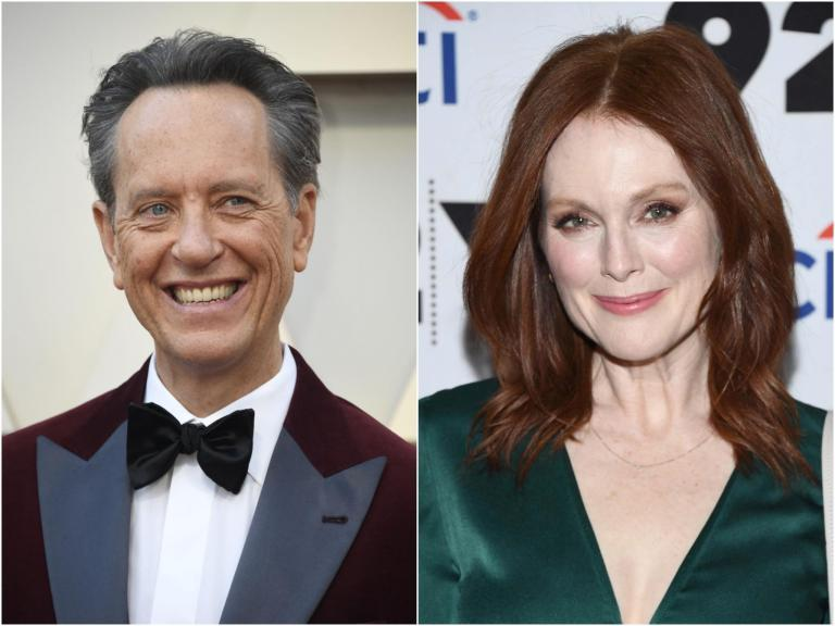 Richard E Grant claims Julianne Moore was fired from Can You Ever Forgive Me? because she wanted to wear a fat suit