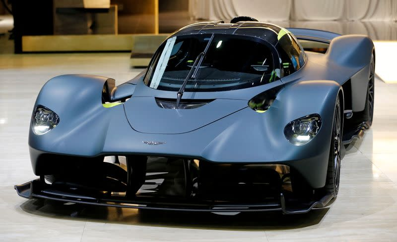 Aston Martin puts planned WEC, Le Mans Hypercar entry on hold