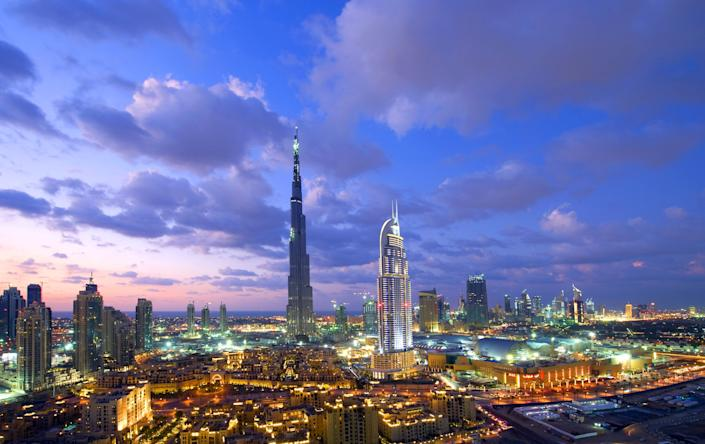 Can the Middle East's stopover capital be done in a week?: Getty