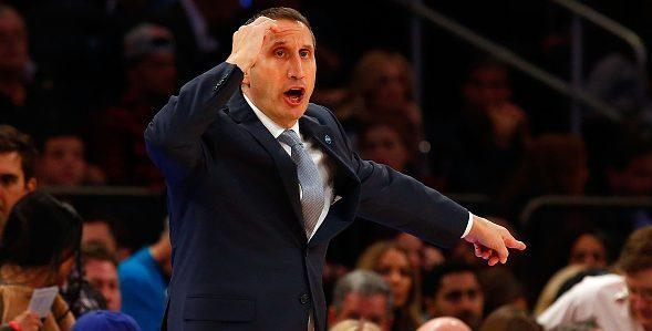 David Blatt named Knicks consultant at interesting franchise moment