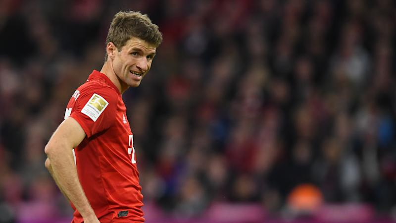 Muller 'not interested' in Germany call-up after Low dismisses talk of return