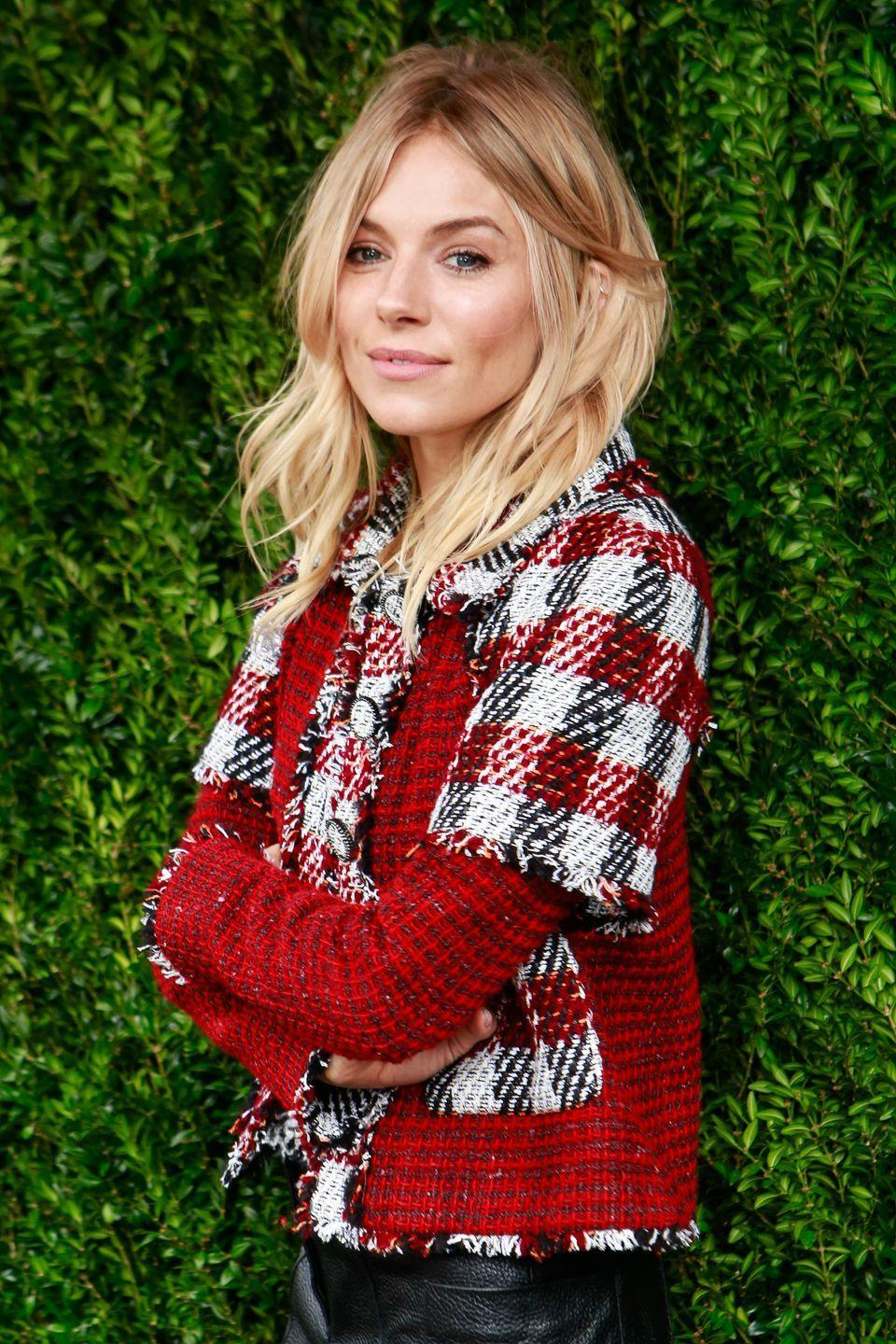 """<p>Sienna Miller portrayed mobster Whitey Bulger's girlfriend, Catherine Greig, in <em>Black Mass</em>. Unfortunately, fans of the British actress were unable to see her performance, as the filmmaker decided to <a href=""""https://www.vanityfair.com/hollywood/2015/09/sienna-miller-black-mass-cut-johnny-depp"""" rel=""""nofollow noopener"""" target=""""_blank"""" data-ylk=""""slk:cut her part due to &quot;narrative choices.&quot;"""" class=""""link rapid-noclick-resp"""">cut her part due to """"narrative choices.""""</a></p>"""