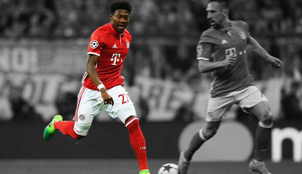 Champions League: Alaba: Wunschposition war gestern