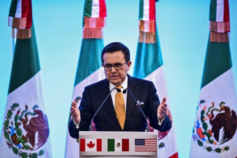 Mexican minister pessimistic about NAFTA deal this week
