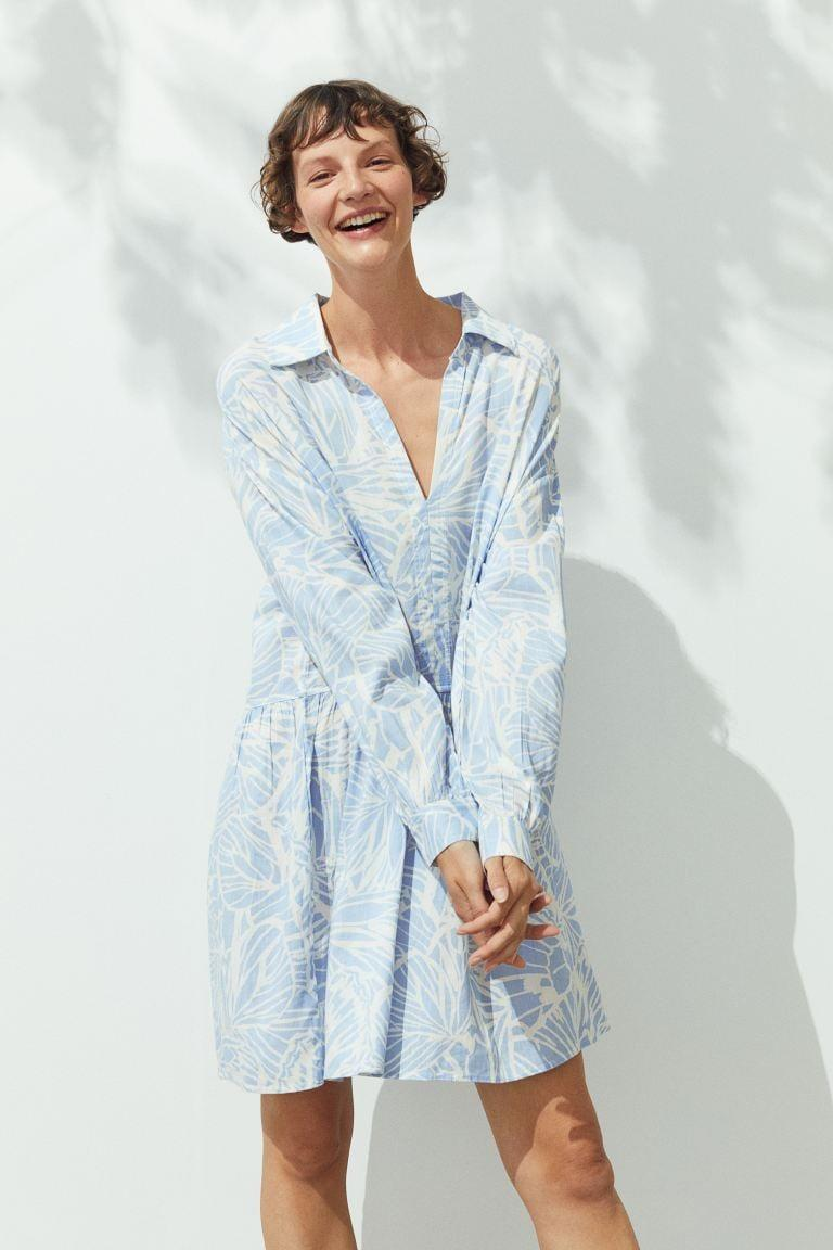 <p>This <span>H&amp;M Airy Dress</span> ($25) comes in several colors and patterns.</p>