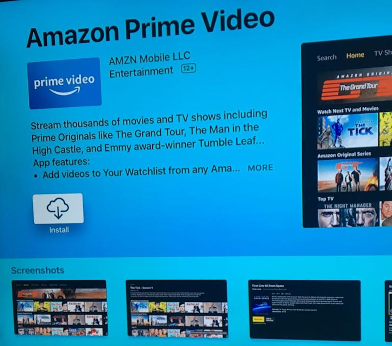 How to Watch Amazon Prime Video on Your Apple TV—Finally