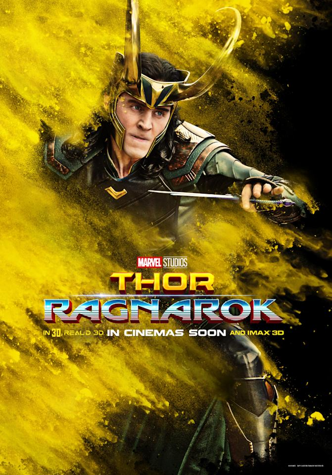 <p>Thor's nemesis (and half-brother) is back – the usually-villainous Loki has also ended up on Sakaar. And it looks as though Thor needs his help, too. Can he really be trusted? Of course not. But with Marvel's greatest heroes stuck across the galaxy while a war wages in Asgard, it looks as though Thor has little choice.<br /> (Picture Credit: Marvel) </p>