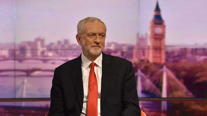 Jeremy Corbyn: There has to be migration as UK cannot exist in isolation