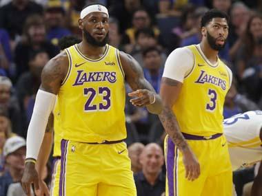 NBA 2019-20: LeBron James-led LA Lakers and Kawhi Leonard's LA Clippers start season with 'Battle for Los Angeles'