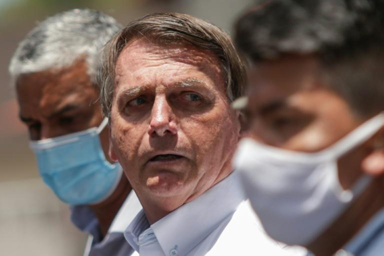 Details of President Jair Bolsonaro's national Covid-19 vaccination plan has been caught up in political wrangling