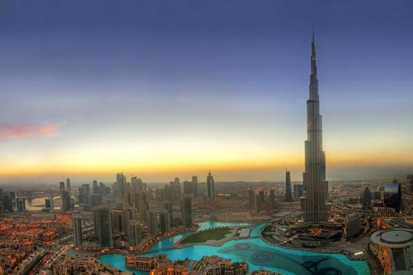 Google Street View reaches new heights to capture the world's tallest building