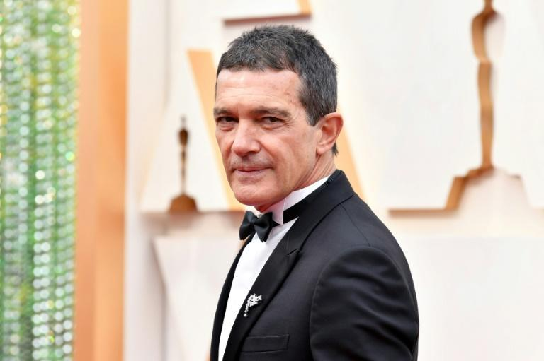 "Antonio Banderas said the virus was making him ""a bit more tired than usual"""