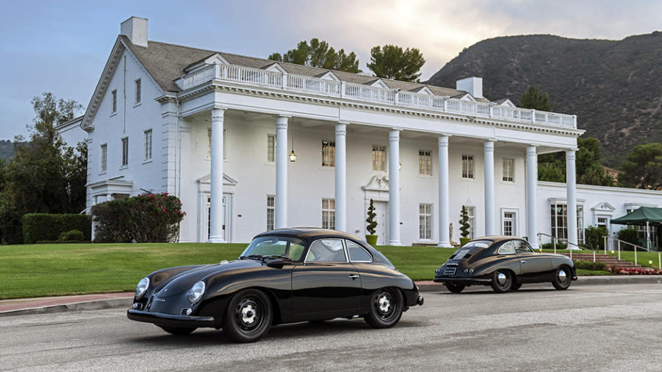"Emory Motorsports Porsche ""His and Hers"" 356 Outlaws"