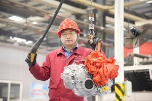 100,000 Magna eDrive gearboxes produced for Chinese EV manufacturers