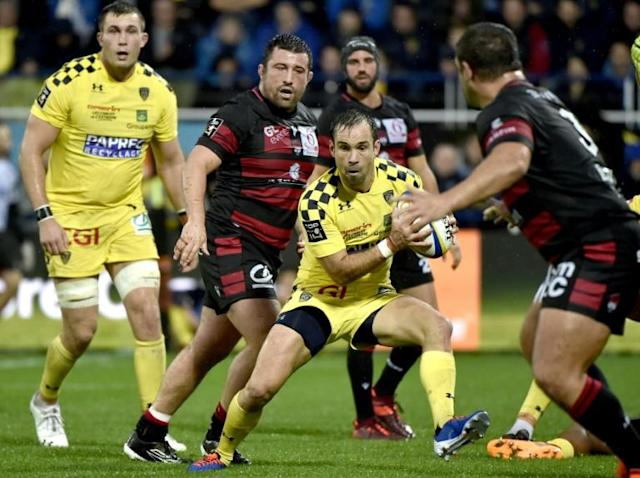 Clermont are the only team to have beaten leaders Lyon this season (AFP Photo/THIERRY ZOCCOLAN)