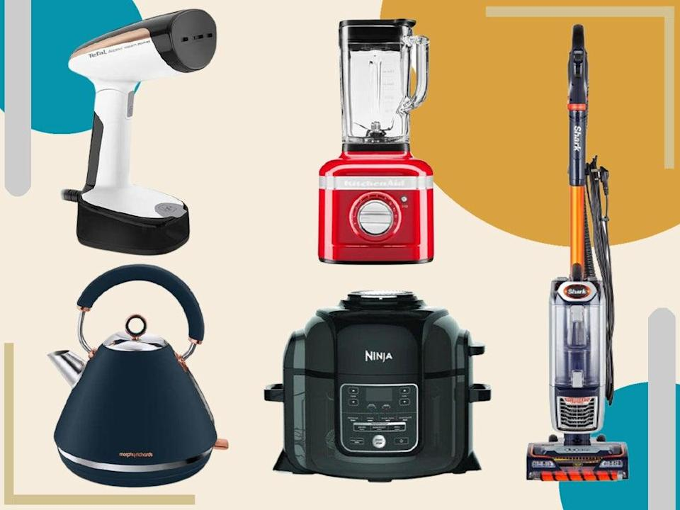 We scour trusted retailers such as John Lewis, Currys, Very, Argos and Amazon to bring the most useful deals you'll want to know about (The Independent)