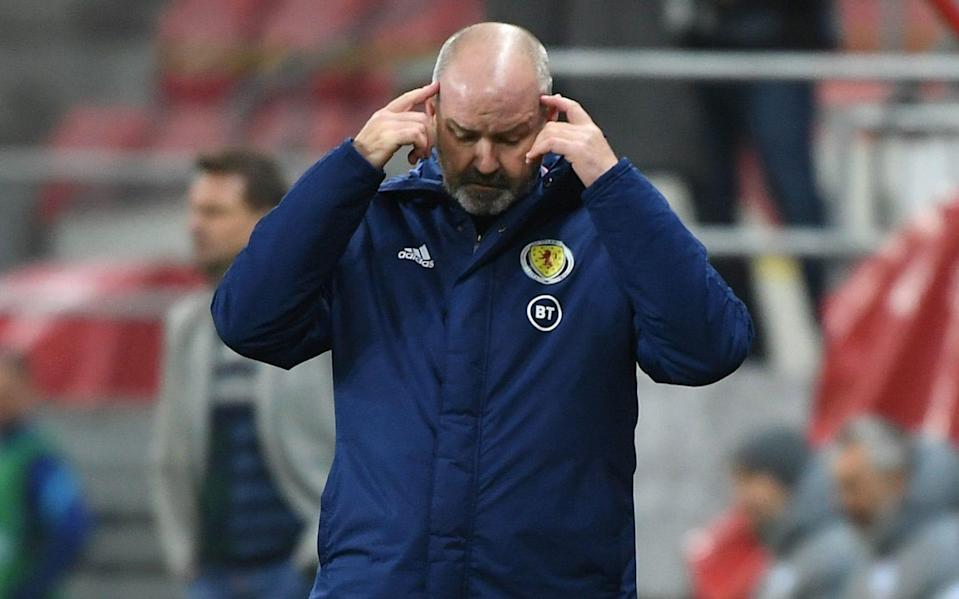 Scotland's Nations League group promotion failure provides Steve Clarke with pre-Euros reminder of what's ahead - PA