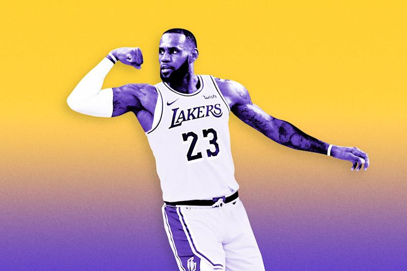 The Lakers Are the Most LeBron James Team Yet