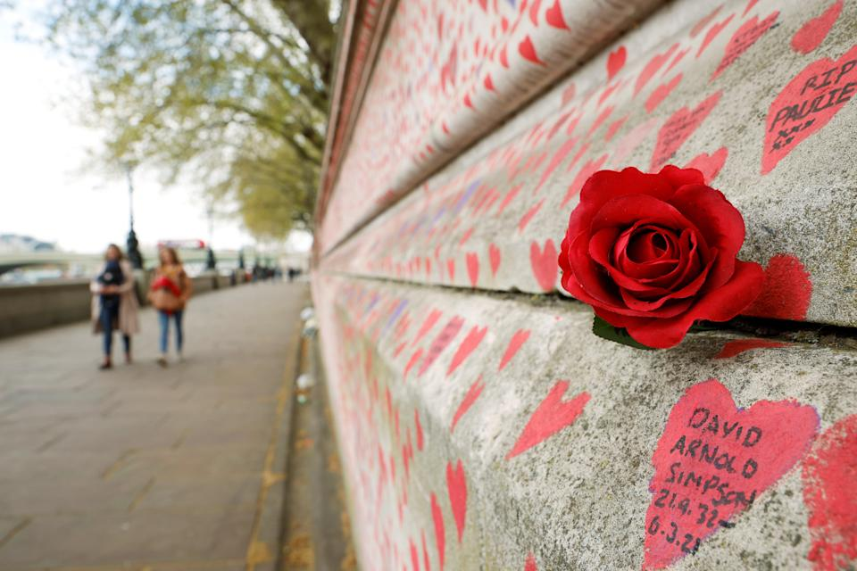 <p>Covid case rates are at the lowest since the start of September</p> (Jeremy Selwyn)